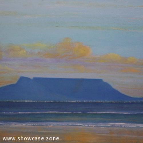 Silhouette, Table Mountain