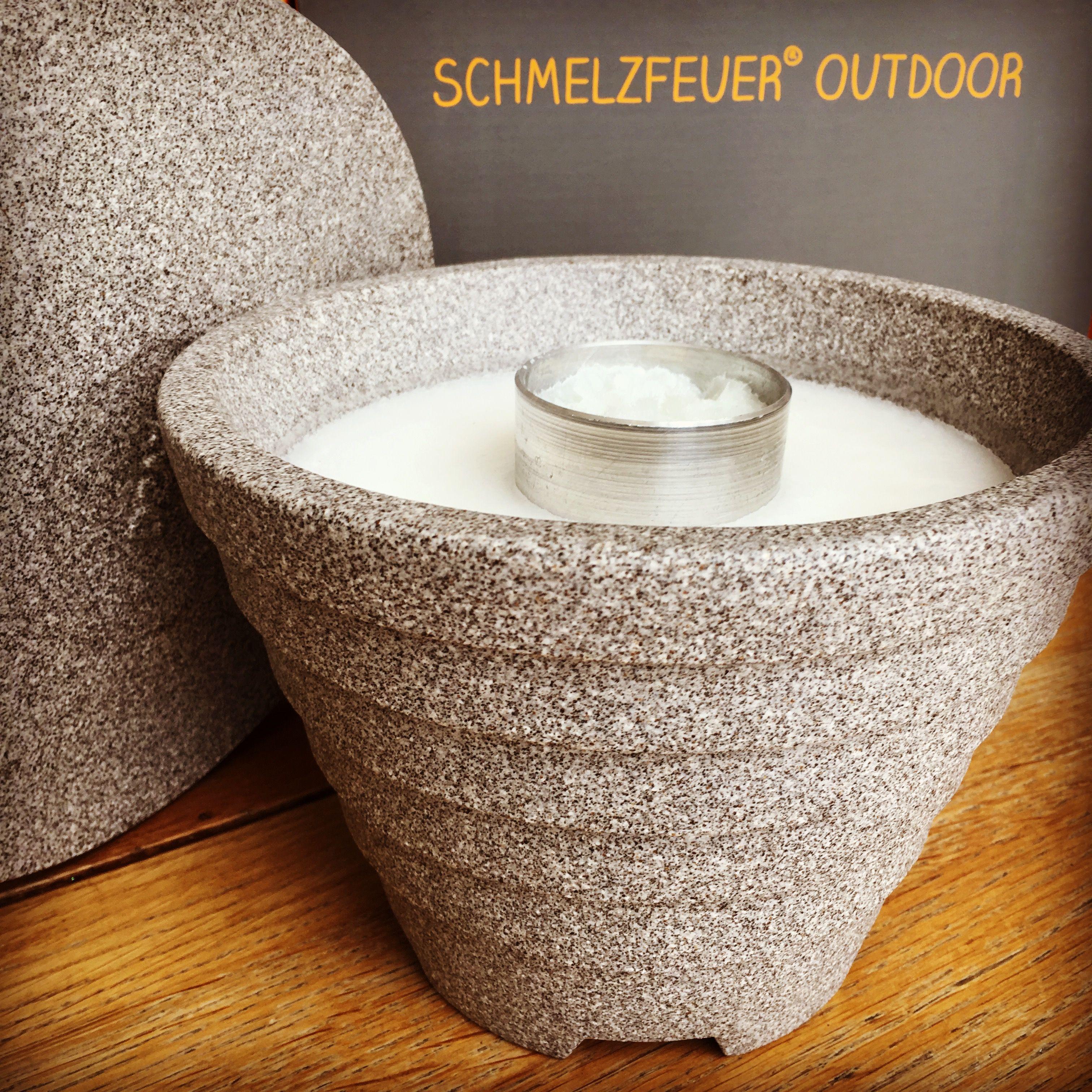 Attraktiv Schmelzfeuer Outdoor Beste Wahl Denk Granicium Wax Burner From Treehuggareview.au