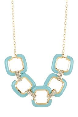 Stella Link Necklace