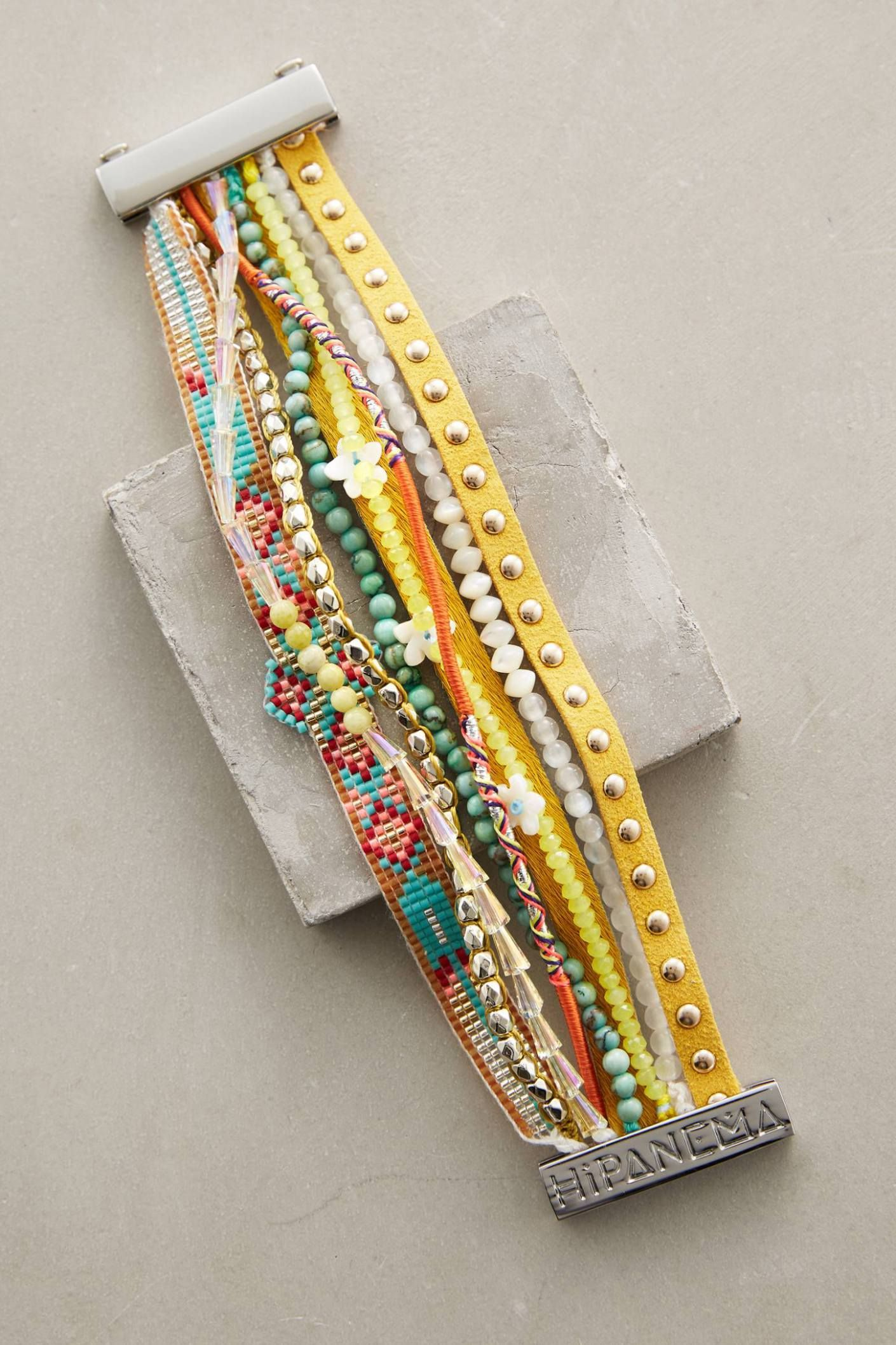 the latest 6a13e a34ce Anthropologie's New Arrivals: Summer Jewelry | MultiColor ...