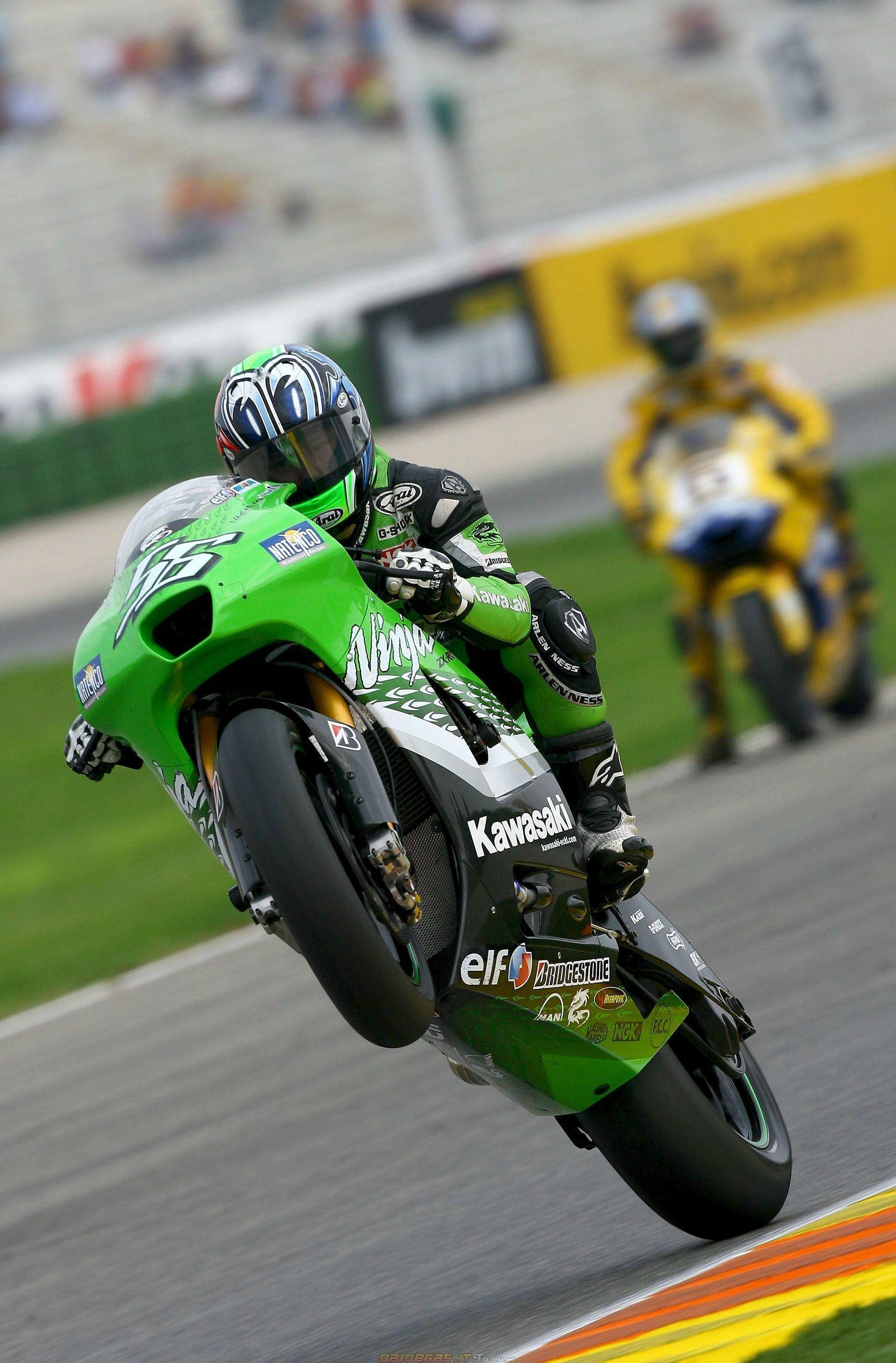 Shinya Nakano Kawasaki Zx Rr 2005 Nori Kawasaki Bikes Racing Bikes Super Bikes