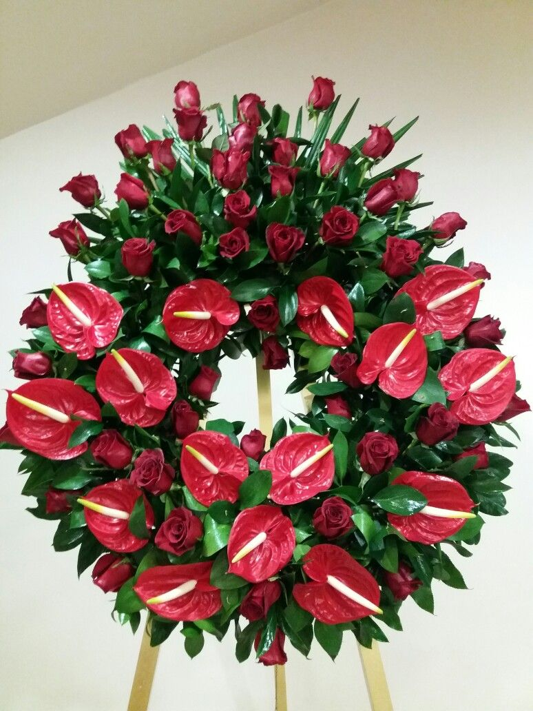 Pin By Natasa Petrovic On Cveticiii Pinterest Funeral Flower