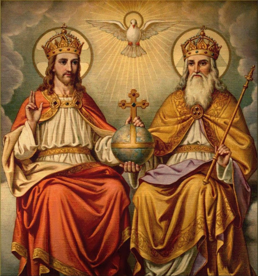 gain a plenary indulgence on new years by saying the come holy ghost prayer share