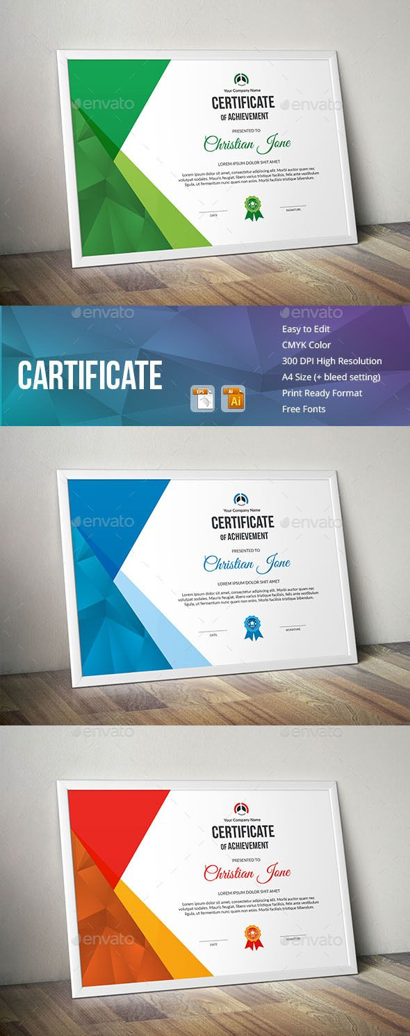 Certificate ai illustrator certificate and template yelopaper Choice Image