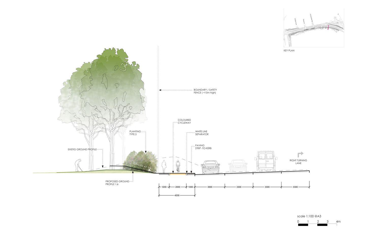 Visual Impact Assessment & Urban Design for Marsh Street