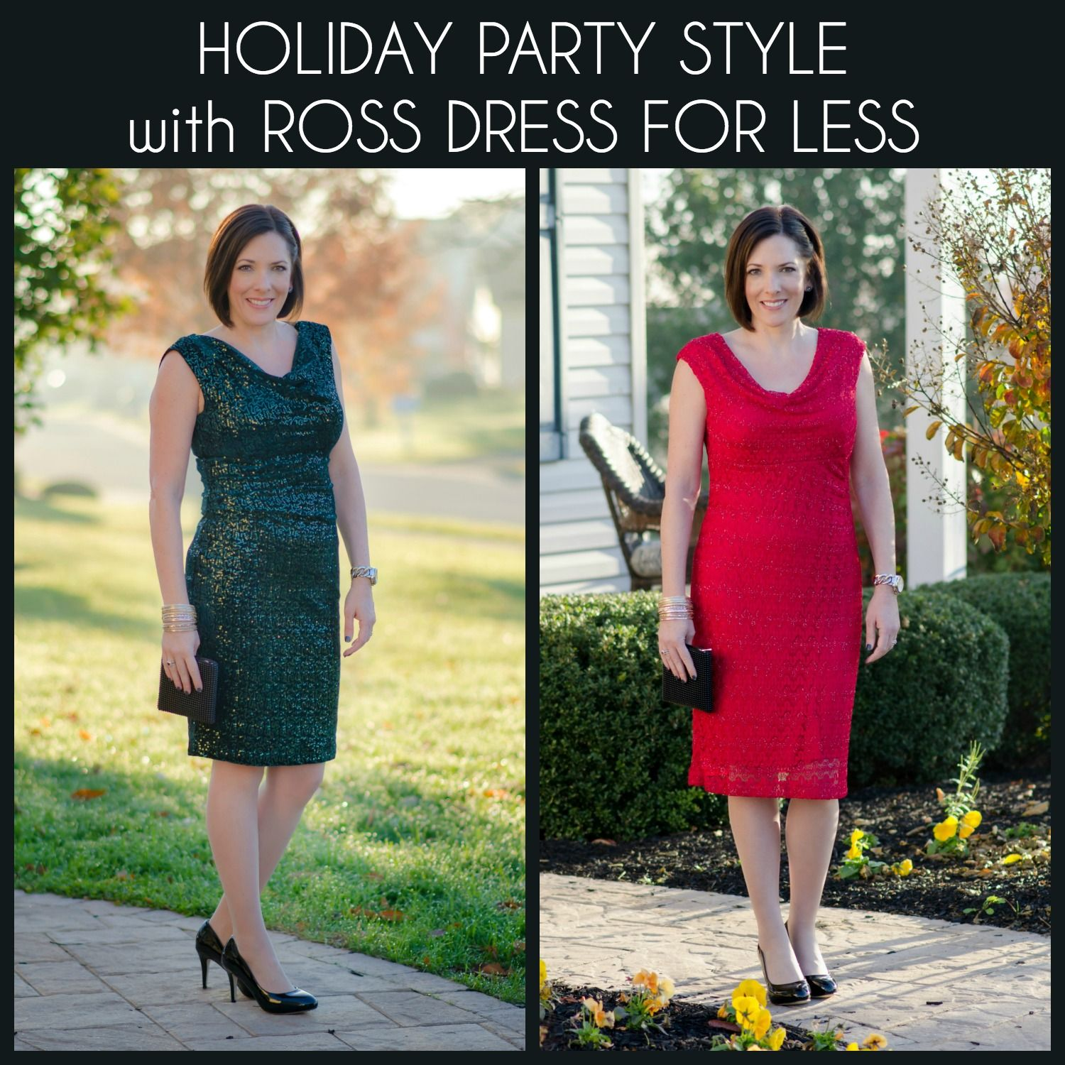 Style dress for less