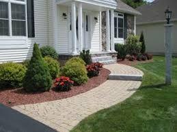 Image Result For Curved Sidewalks Walkway Landscaping Curved Patio Front Walkway Landscaping