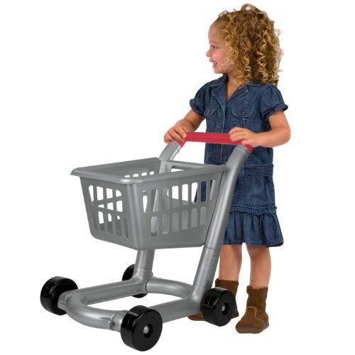 Deluxe Toy Shopping Cart #onestepahead