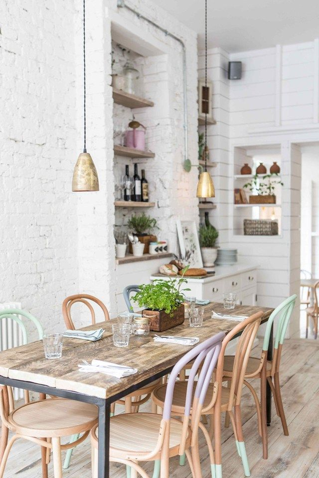 Best Healthy Eating Places in London (houseandgarden.co.uk)