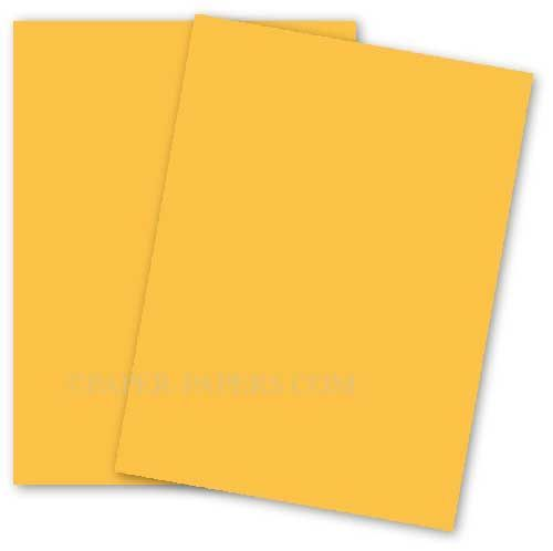 Basis Colors 8 5 X 11 Paper Gold 28 70 Text 200 Pk Cardstock Paper Paper Card Stock