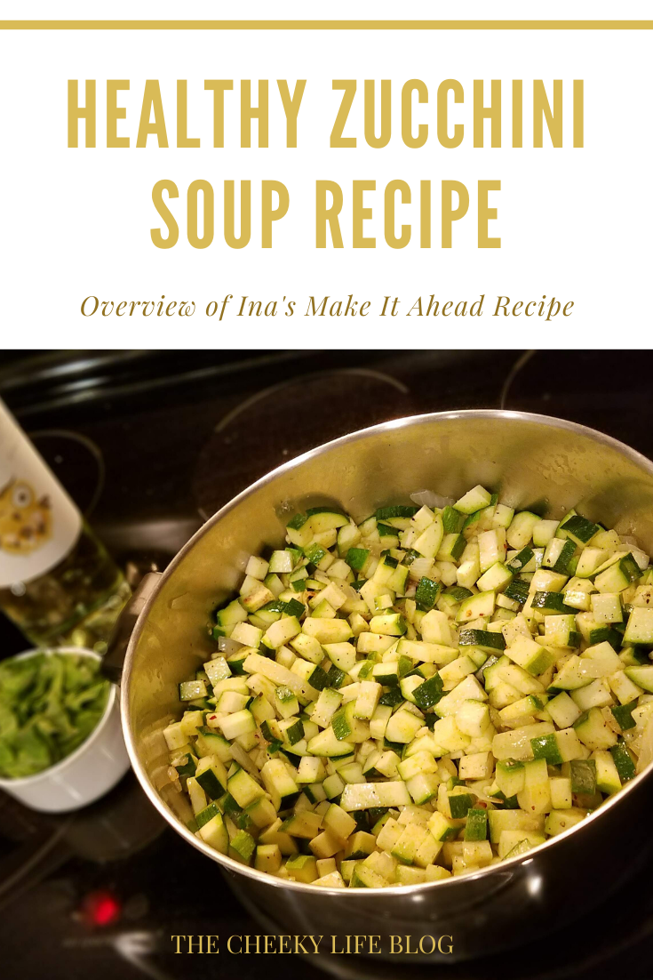looking for a healthy zucchini soup recipe i'm going to
