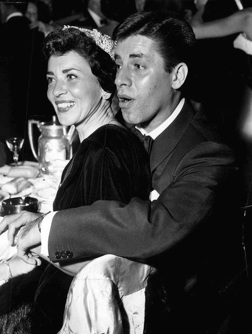 Image result for jerry lewis and patti palmer
