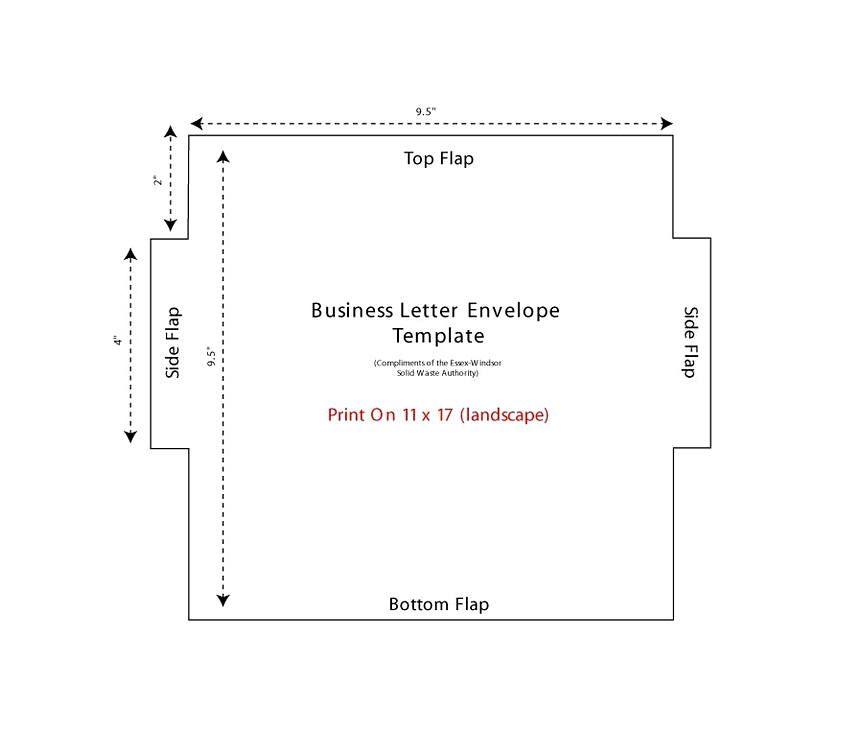 42 Free Download Envelope Template Envelope Template Envelope