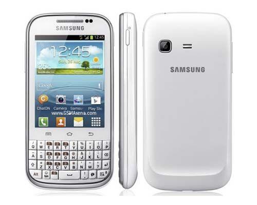 Samsung Galaxy Chat.