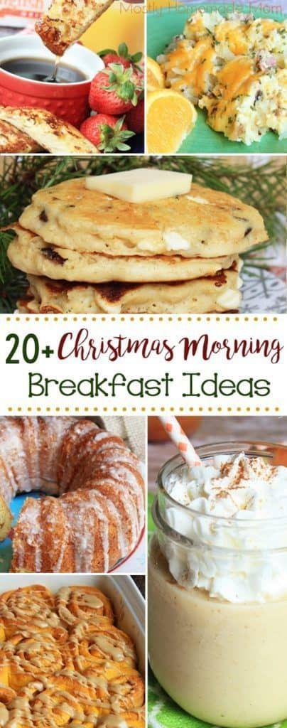 20 Christmas Morning Breakfast Ideas Resep Masakan Natal Resep Sarapan Makanan