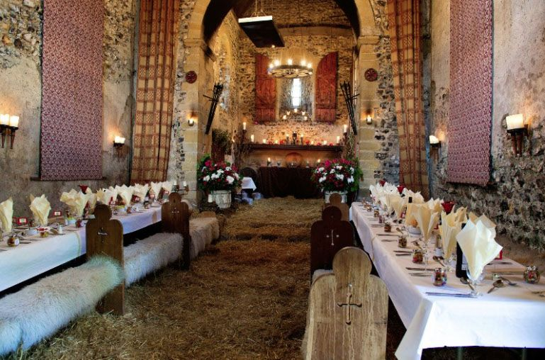 The Lost Village Of Dode Offers A Tranquil Setting For Civil Weddings Parties And Corporate Functions In Kent