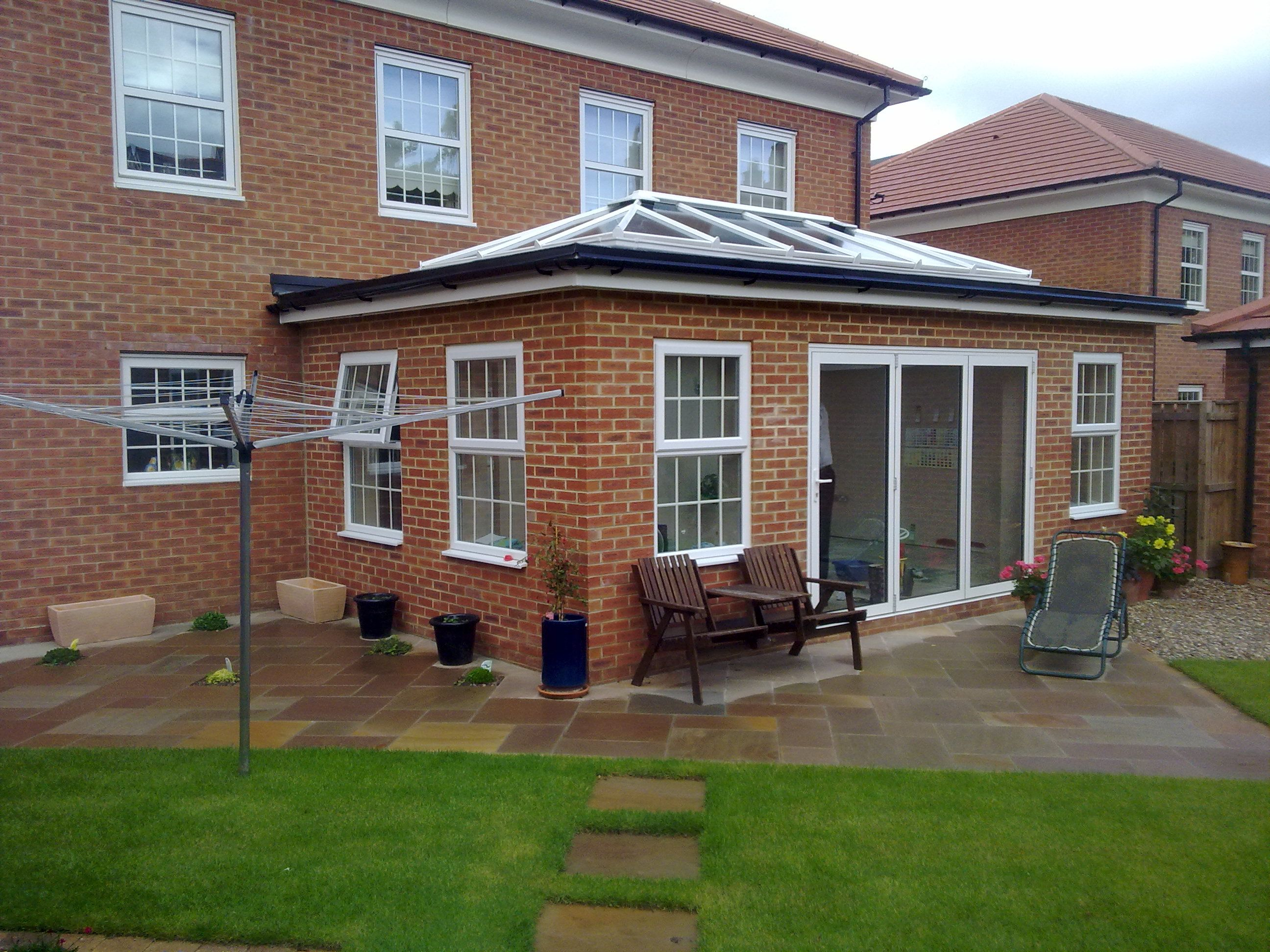 Lantern Roof Extension
