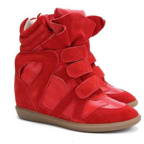 85c7aaa91b9 Isabel Marant Sneakers Bekett Red | Isabel Marant Sneakers