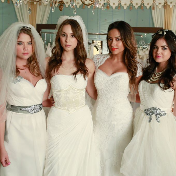 The Best TV Wedding Dresses | Celebrity weddings, TVs and Wedding