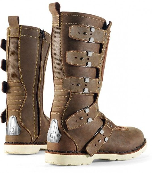 I'm not really a boot person but these Mad Max style