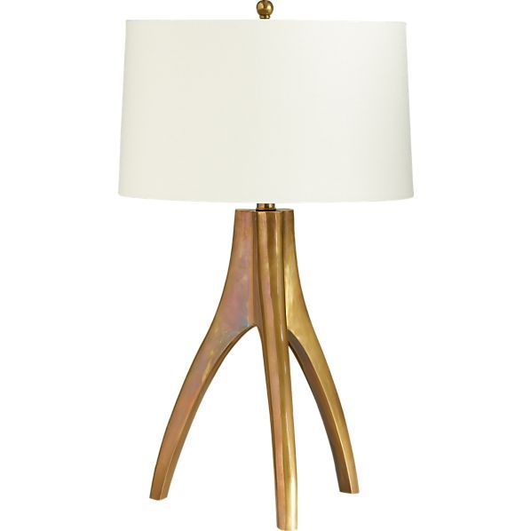 crate and barrel table lamps - Google Search