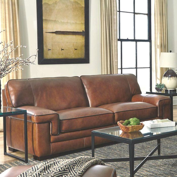 Choosing A Leather Sofa. Enhance Your Interior Decor With