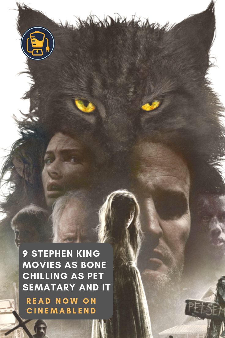 9 Stephen King Movies As Bone Chilling As Pet Sematary And