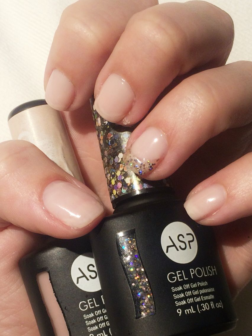 New Nail Polish Combo Asp Gel Creme De La And Studio 54