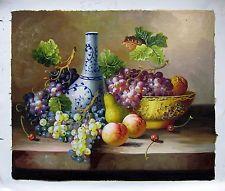 "Fruit 20 x 24"" Oil Painting Canvas Art Wall Decor modern"