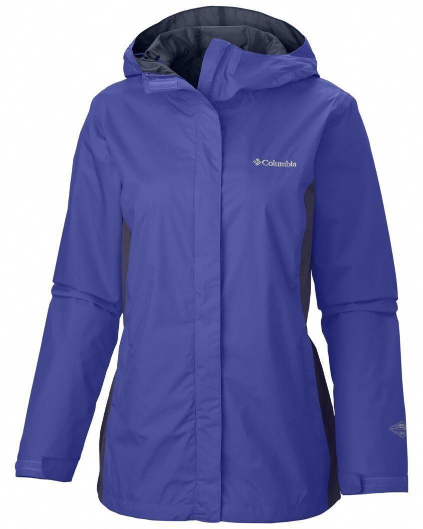 Womens Columbia Arcadia Ii Omni Tech Waterproof Rain Jacket Calvinkleinwomensraincoathood Rain Jacket Women Rain Jacket Raincoat