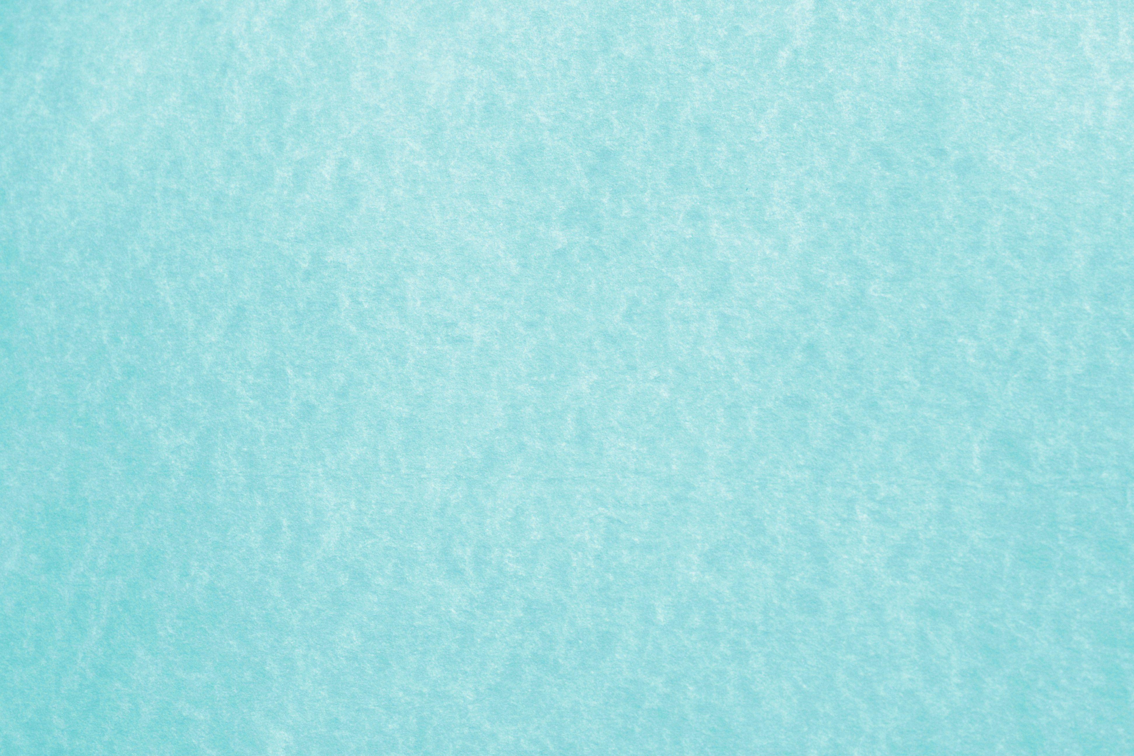The Texture Of Teal And Turquoise: Turquoise Parchment Paper Texture