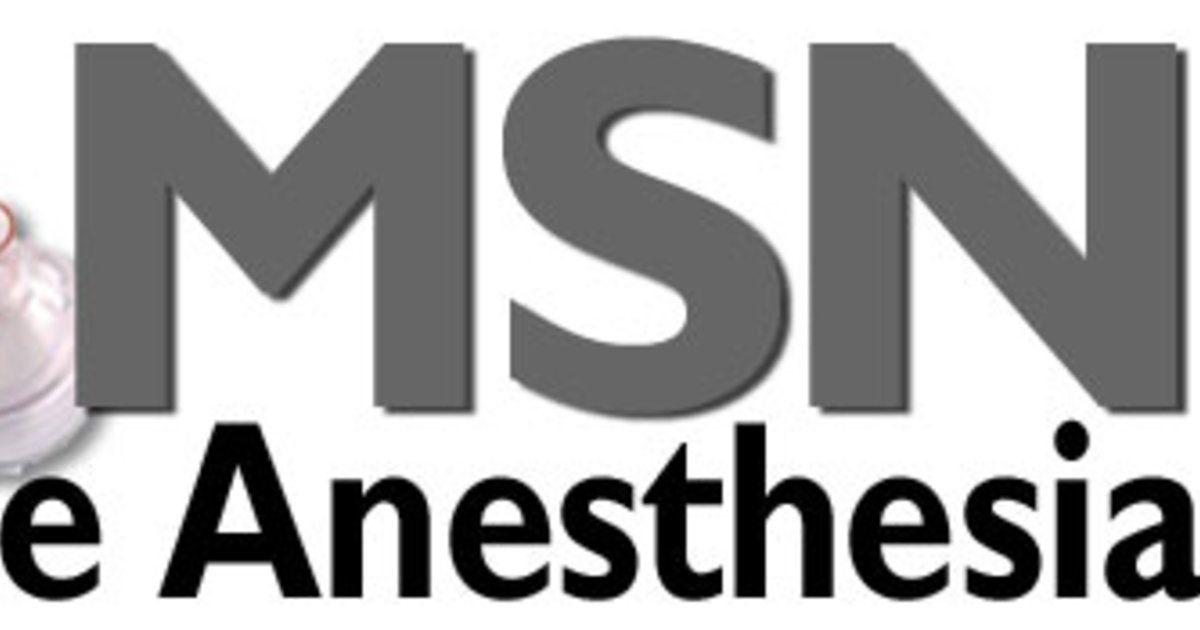 msn masters nurse practitioner np anesthesiology program crna grad school