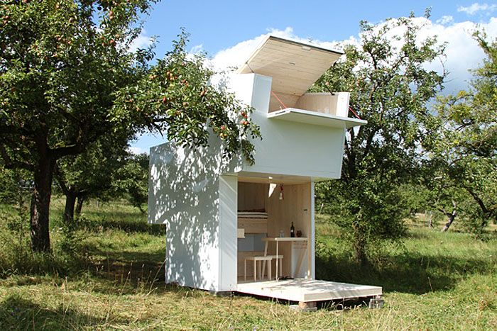 Tiny Mobile Modular Cabin Retreat With Images Best
