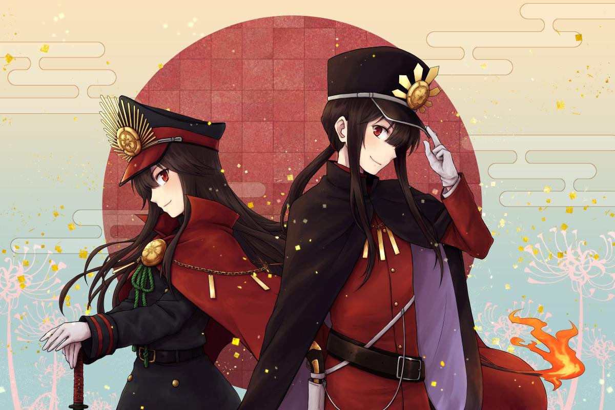 Oda Nobunaga / Oda Nobukatsu【Fate/Grand Order】 Fate stay