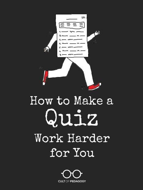 Photo of Wie man ein Quiz für Sie schwieriger macht :: Pädagogischer Kult :: Jennifer Gonzalez | Auf den Fahrersitz