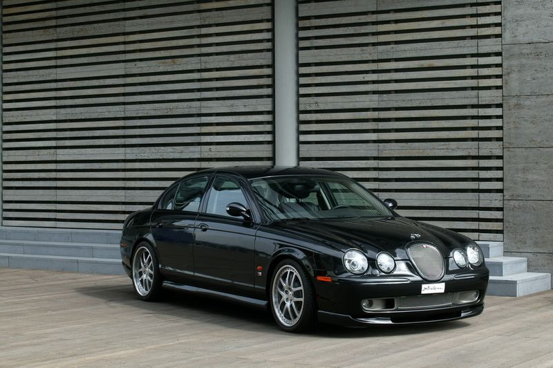 Arden Jaguar S Type