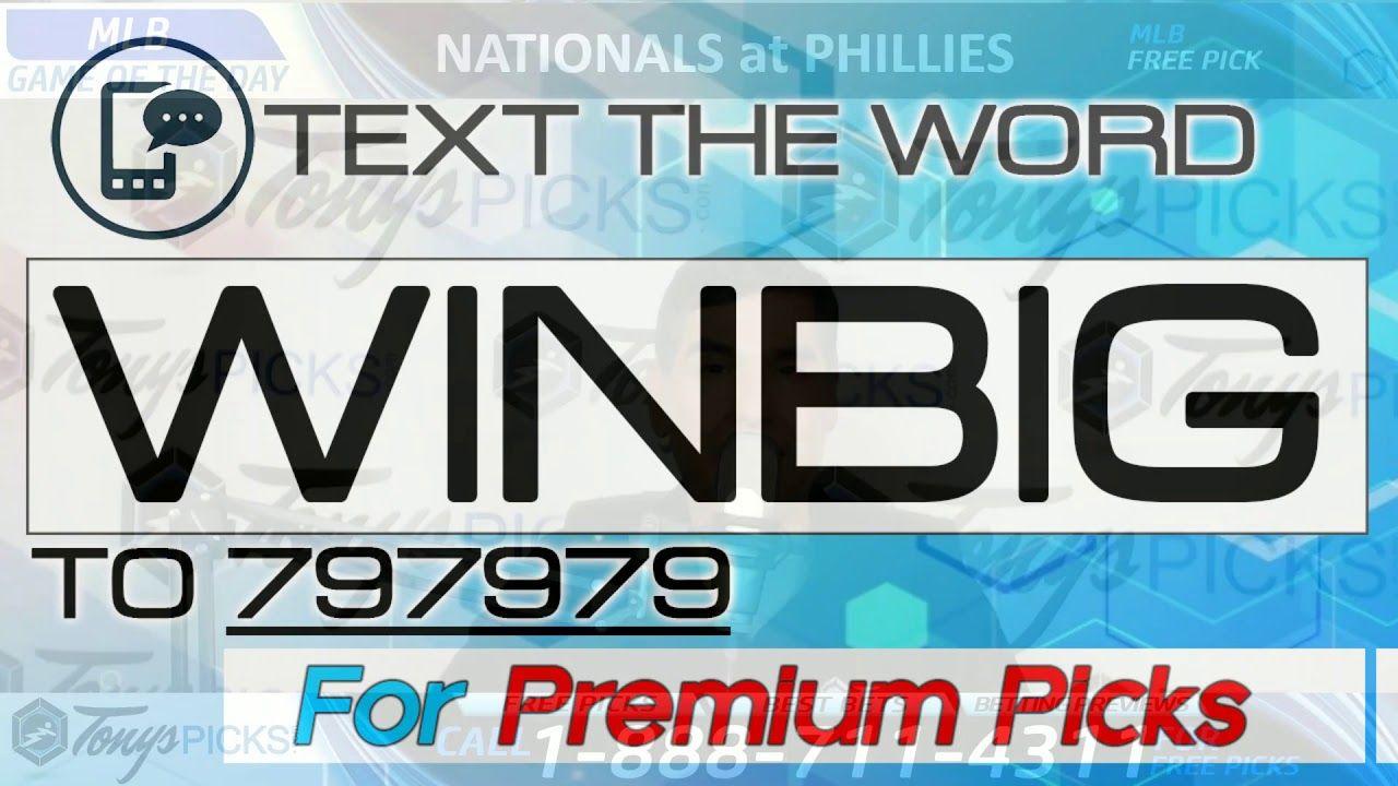 Washington Nationals Vs Philadelphia Phillies Free Picks And Prediction With Images Hurricane Prediction Oakland Athletics Baseball Picks