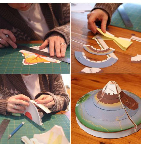 assembling geography pinterest environmental education and craft