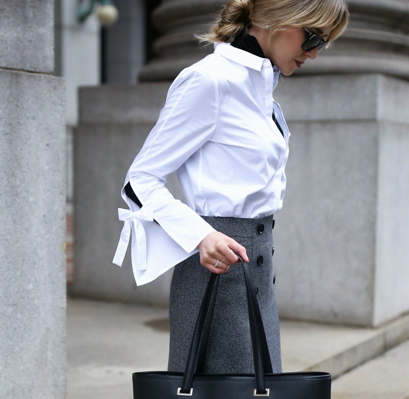 Trends To Know: Turtlenecks and Statement Sleeves ...