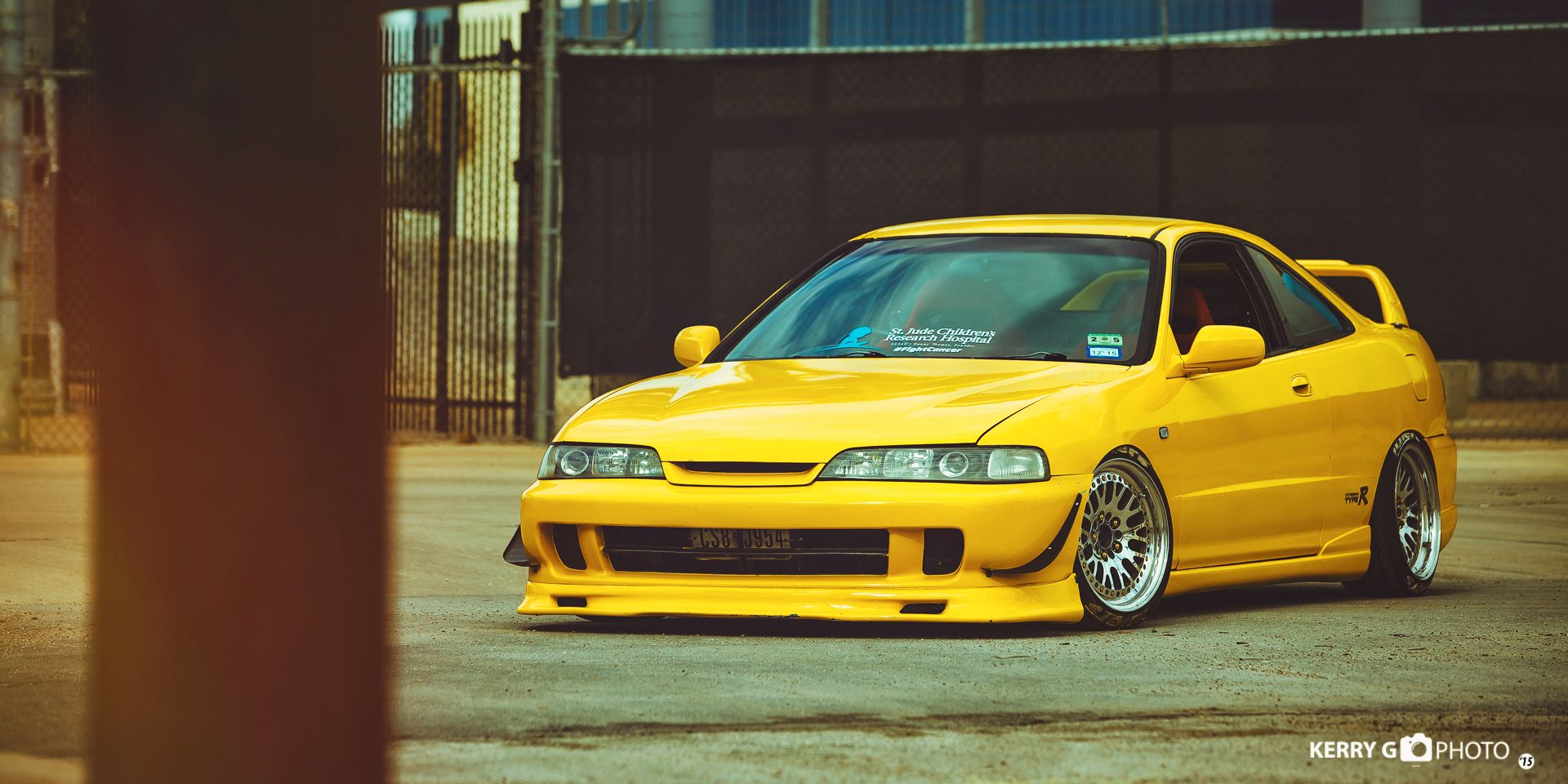 Acura Integra With The Japanese Front End Looks Nice Also I Like - Acura integra mods