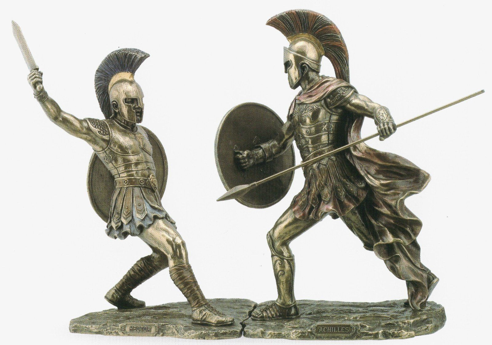 Amazon.com - Achilles & Hector Unleashed Battle of Troy ...