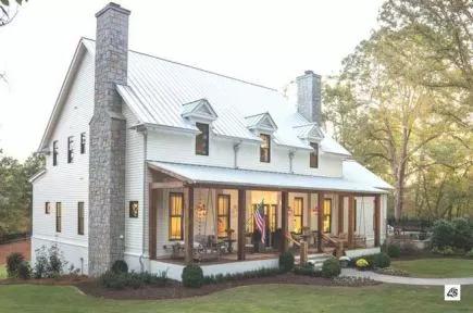21 Amazing Rustic Farmhouse Exterior Designs Ideas Lmolnar Modern Farmhouse Exterior Farmhouse Exterior House Exterior