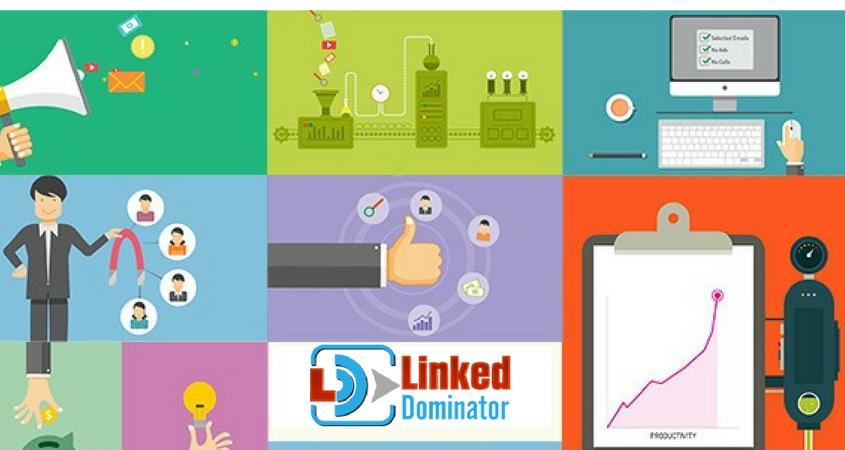 Inbound marketing with LinkedIn