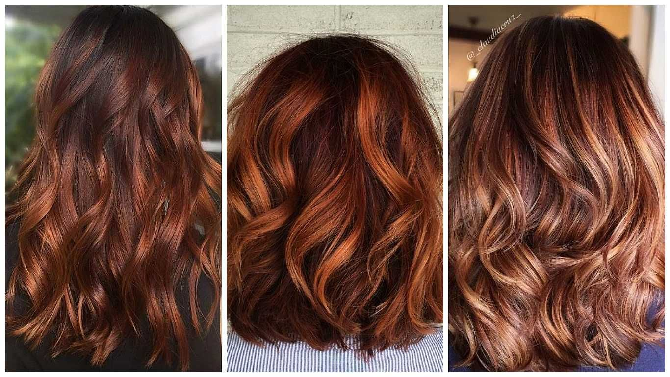 Auburn Hair How To Maintain The Colour Dye Care Chestnut Hair