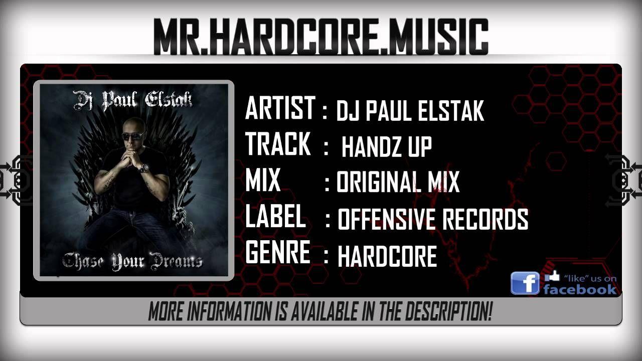 DJ Paul Elstak - Handz Up [HQ|HD]