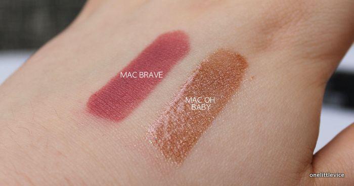 Mac Lipstick And Lipglass Haul Mac Lipstick Makeup Swatches