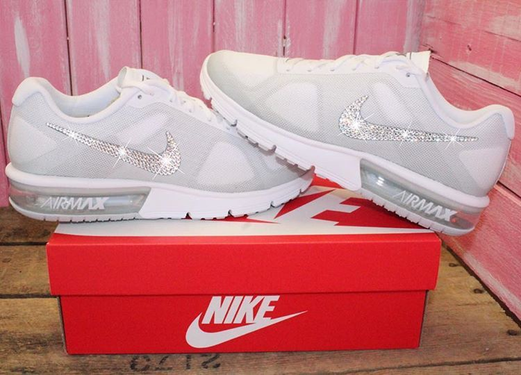 One of our most popular styles, the Nike Air Max Sequent is