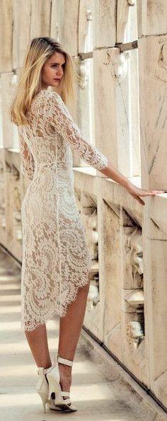 lace dress #beauty #womenfashion