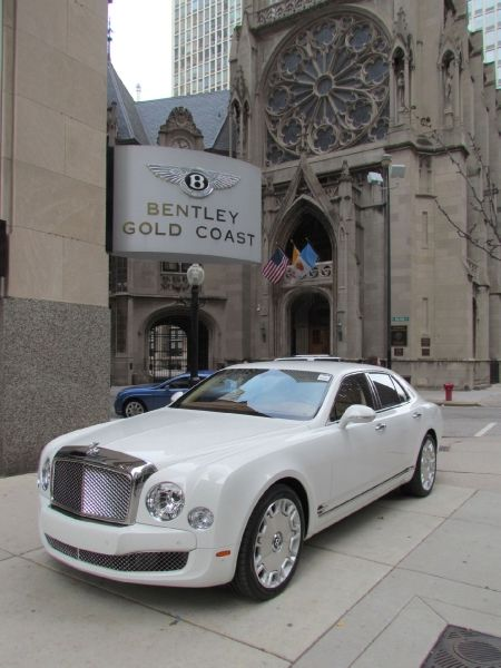 2012 Bentley Mulsanne Is Creative Inspiration For Us Get More Photo