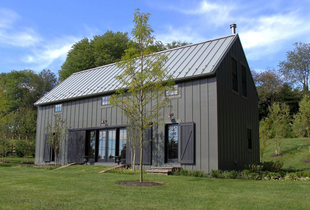 Best Farmhouse Metal Roof Makes Farmhouse Look Have New Style 400 x 300